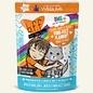 BFF BFF Cat  OMG Purr-fect Plannin Turkey & Salmon Pouch 2.8oz