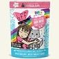 BFF BFF Cat OMG Date Nite Duck & Salmon Pouch 2.8oz