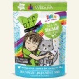 BFF BFF Cat OMG Shazaam Lamb & Tuna Pouch 2.8oz