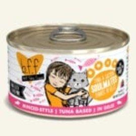BFF BFF Cat Soulmates Tuna & Salmon 3oz