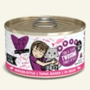 BFF BFF Cat Twosome Tuna & Tilapia 5.5oz