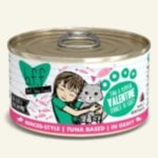 BFF BFF Cat  Valentine Tuna & Vegatable 3oz