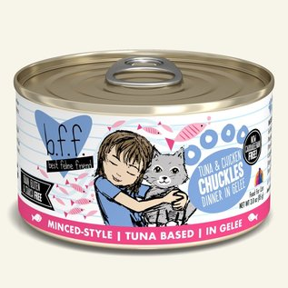 BFF BFF Cat Chuckles Tuna & Chicken 5.5oz