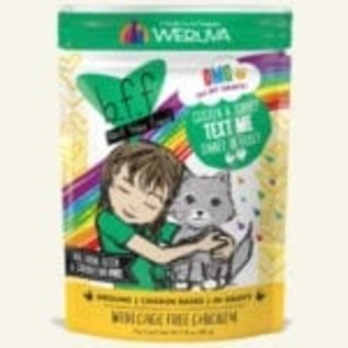 BFF BFF Cat OMG Text Me Chicken Pouch 2.8oz