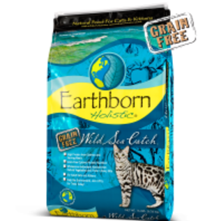 Earthborn Earthborn Cat Wild Sea Catch 14#