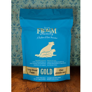 Fromm Fromm Dog Gold Large Breed Puppy 33#