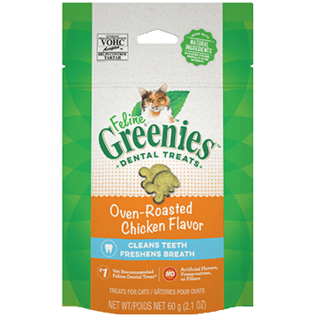 Greenies Greenies Cat Dental Treat Chicken 4.6oz