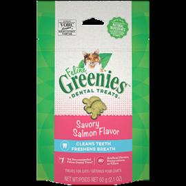 Greenies Greenies Cat Dental Treat Salmon 5.5oz