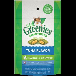 Greenies Greenies Cat SmartBites Hairball Tuna 2.1oz
