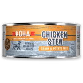 Koha Koha Cat Chicken Stew 5.5oz