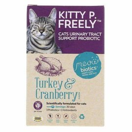 Meowbiotics Meowbiotics Kitty P. Freely Turkey/Cranberry