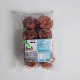 Idahound Idahound Beef Meatballs 2lbs