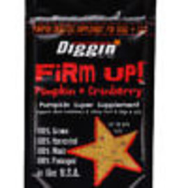 Firm Up Diggin Your Dog Firm Up Pumpkin Cranberry 4oz