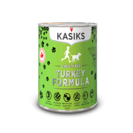 Kasiks Kasiks Cage Free Turkey Dog 12.2z