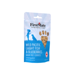 FirstMate FirstMate Dog Fish & Blueberries Treats