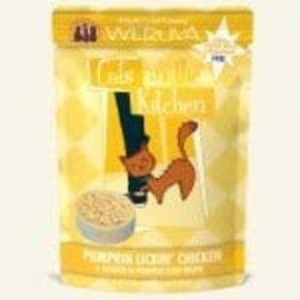 Cats in the Kitchen Cats In The Kitchen Pumpkin Lickin Chicken Pouch  3oz
