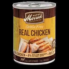 Merrick Merrick 96%Real Chicken 12.7oz