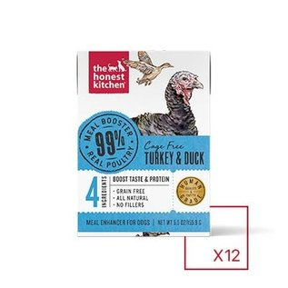 Honest Kitchen Honest Kitchen Turkey & Duck Meal Booster 5.5oz