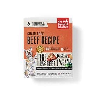 Honest Kitchen Honest Kitchen Dog GF Beef 2#