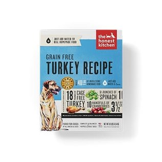Honest Kitchen Honest Kitchen Dog GF Turkey 4#