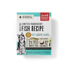 Honest Kitchen Honest Kitchen Dog GF LID Fish & Coconut 4#