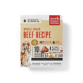 Honest Kitchen Honest Kitchen Dog Whole Grain Beef 10#