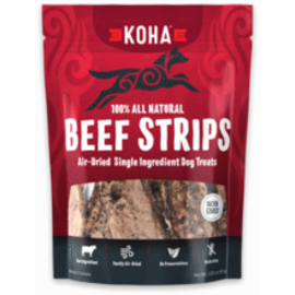 Koha Koha Beef Lung Dog Treats 3.25oz