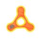 DuraForce JR Triangle Orange