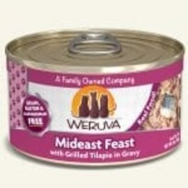 Weruva Weruva Cat Mideast Feast Cat 10oz