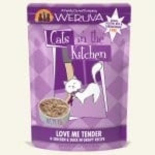 Cats in the Kitchen Cats In The Kitchen Love Me Tender Pouch 3oz