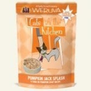 Cats in the Kitchen Cats In The Kitchen Pumpkin Jack Splash Pouch 3oz