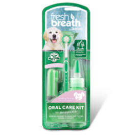 Tropiclean Tropiclean Oral Care Kit Puppy