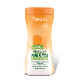 Tropiclean Tropiclean Flea & Tick Carpet Powder 11oz