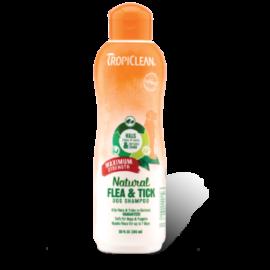 Tropiclean Tropiclean Flea & Tick Shampoo Max 20oz
