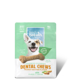 Tropiclean Tropiclean Dental Chew P.B Small 20ct