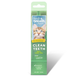 Tropiclean TropiClean Dental Gel Cat 2oz