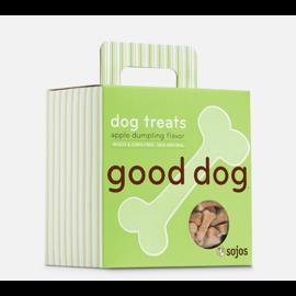 Sojos Sojos Good Dog Apple Dumpling 8oz