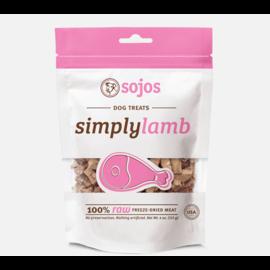 Sojos Sojos Simply Lamb Treat Dog 4oz