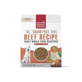 Honest Kitchen Honest Kitchen Dog Beef Clusters 20#