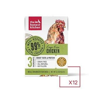 Honest Kitchen Honest Kitchen 99% Chicken Meal Boosters 5.5oz