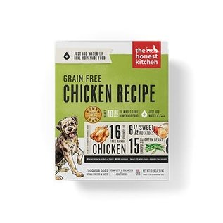 Honest Kitchen Honest Kitchen Dog GF Chicken 4#