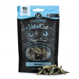 Vital Essentials Vital Essentials FD Minnows Treats Cat 0.5oz