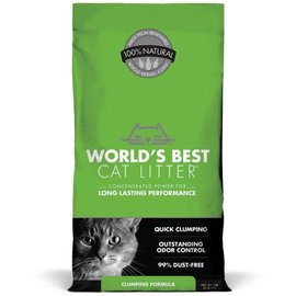 Worlds Best Cat Litter World's Best Cat Litter Clumping (green)14#