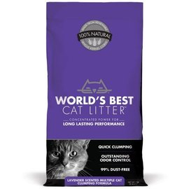 Worlds Best Cat Litter World's Best Cat Litter Lavender 7#