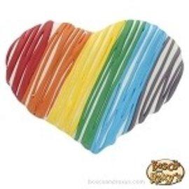 Bosco & Roxy Bosco & Roxy's Pride Rainbow Hearts