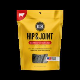 Bixbi Bixbi Hip & Joint Beef Liver Jerkey 5oz
