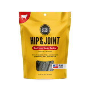 Bixbi Bixbi Hip & Joint Beef Liver Jerkey 5oz