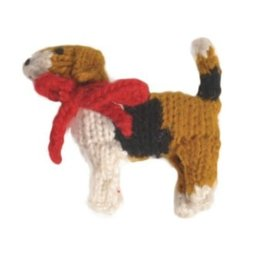 Chilly Dog Chilly Dog Wool Ornament