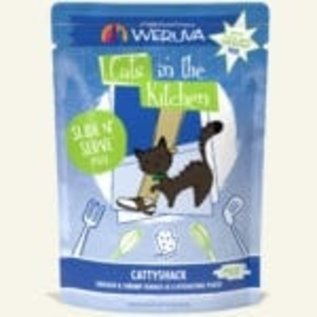 Cats in the Kitchen Cats In The Kitchen Cattyshack Pouch 3oz