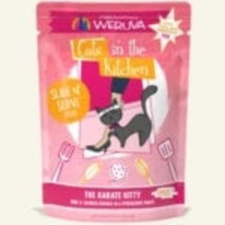 Cats in the Kitchen Cats In The Kitchen Karate Kitty Pouch 3oz